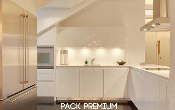 Lovik cocina moderna muebles de cocinas baratas en madrid for Cocinas baratas madrid