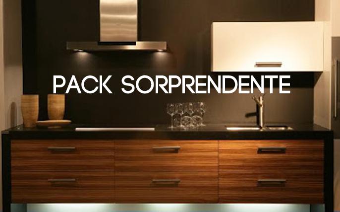 Lovik cocina moderna muebles de cocinas baratas en madrid for Precio de cocinas baratas
