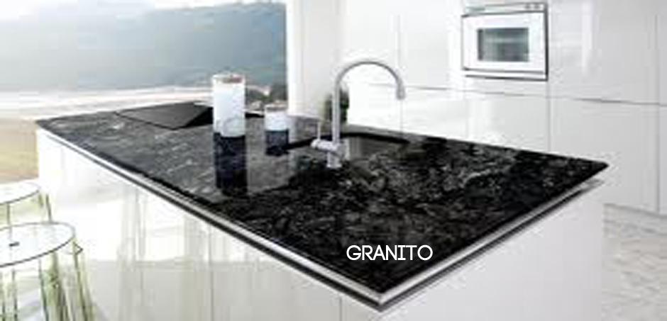 Lovik cocina moderna full width 100 lovik cocina moderna for Encimeras de granito nacional