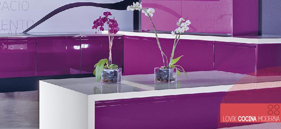Lovik cocina moderna muebles de cocina en madrid for Cocinas modernas madrid
